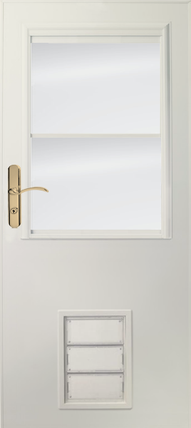 10 Series 1/2 Light Panel Ventilating Pet Door