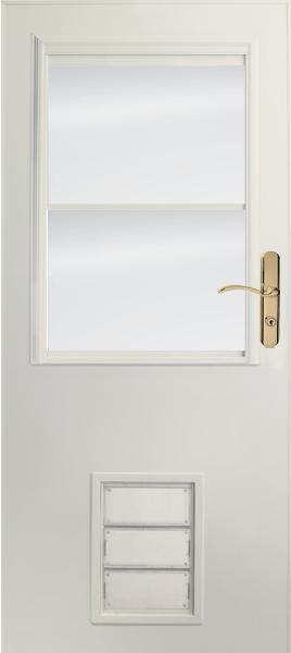10 Series 1/2 Light Panel Ventilating Pet Door