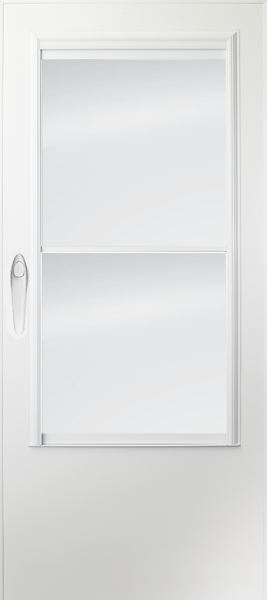 Design Tool Emco 200 Series Self Storing Storm Door