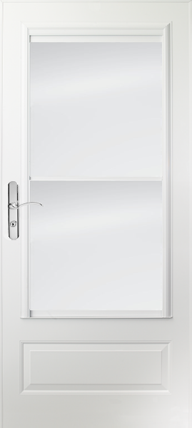 Design Tool Emco 400 Series Self Storing Storm Door
