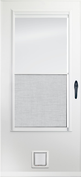 K900 Self-Storing with Small Pet Entry System