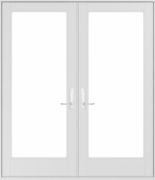 200 series hinged patio door for Double hinged patio doors