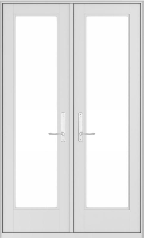 400 Series Frenchwood® Hinged Patio Door