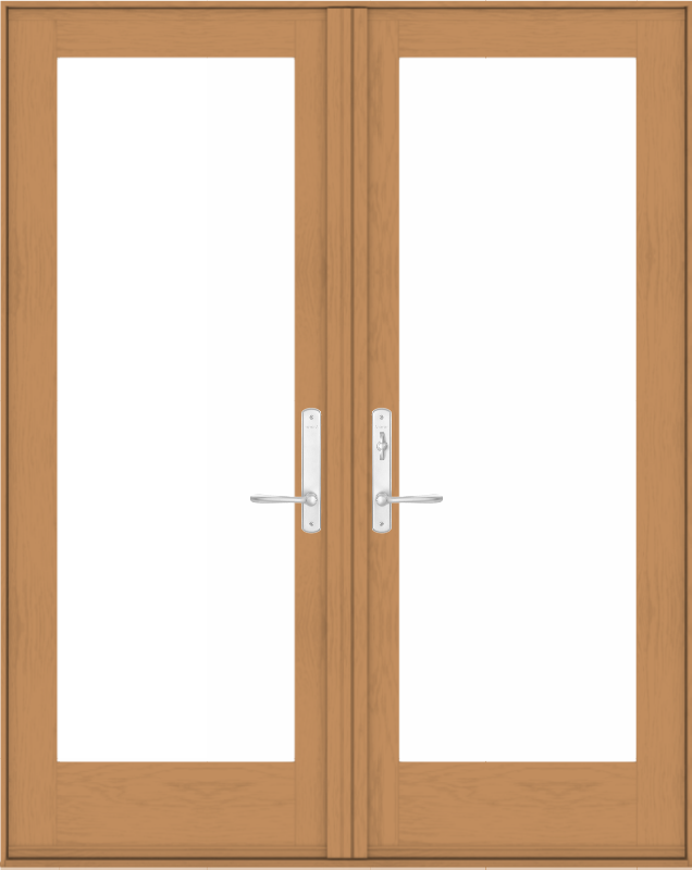 A-Series Frenchwood® Hinged Patio Door