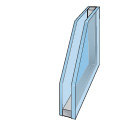 Dual Pane Insulating Glass